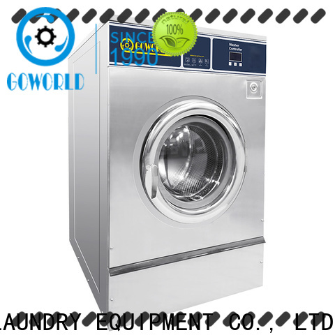 GOWORLD medical barrier washer extractor easy use for inns