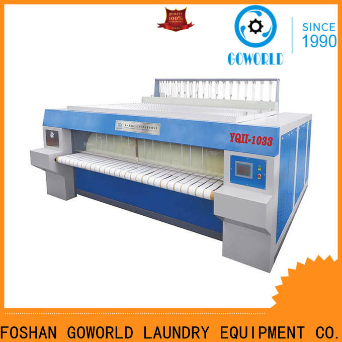 GOWORLD bed flat roll ironer free installation