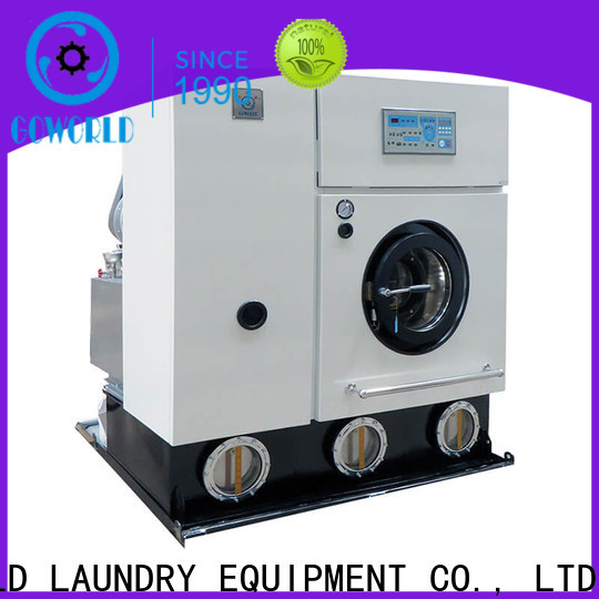 GOWORLD 8kg14kg dry cleaning washing machine environment friendly for hotel