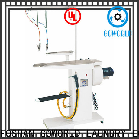 GOWORLD stain spotting machine manufacturer for laundry