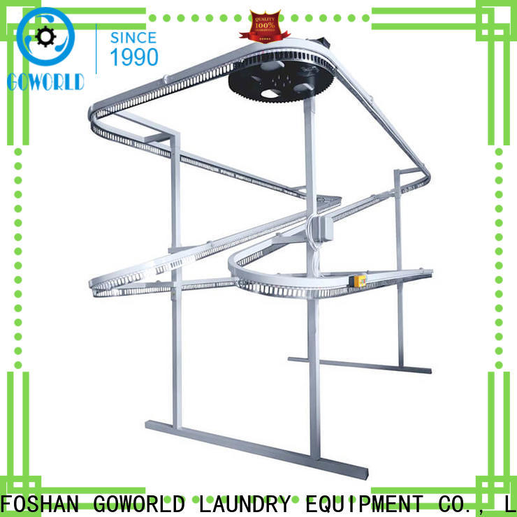 GOWORLD practical laundry packing machine simple operate for hospital