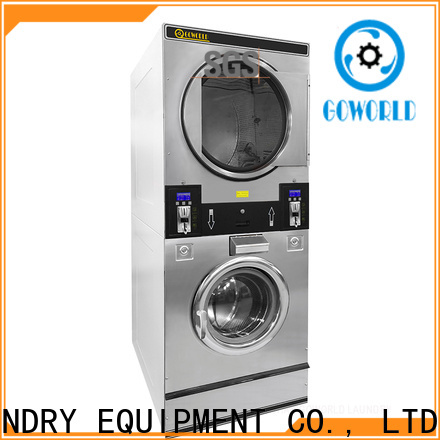 GOWORLD hotel self-service laundry machine manufacturer for service-service center