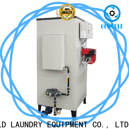 GOWORLD safe industrial steam boilers low noise for pharmaceutical