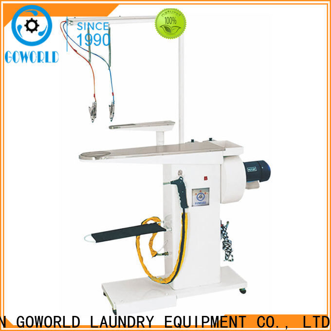 GOWORLD laundry packing machine manufacturer for Commercial laundromat