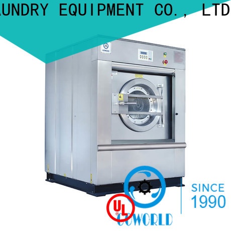 GOWORLD hospitals industrial washer extractor for sale for hotel
