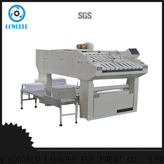 GOWORLD multifunction folding machine factory price for medical engineering