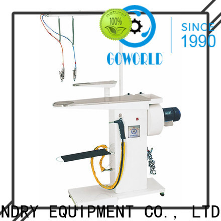 GOWORLD clothes laundry packing machine good performance for restaurants