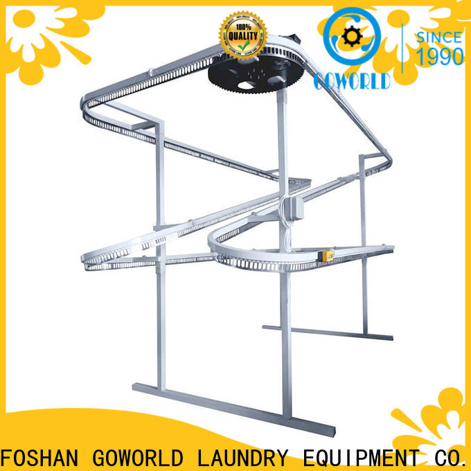 utility laundry conveyor clothes simple operate for railway company