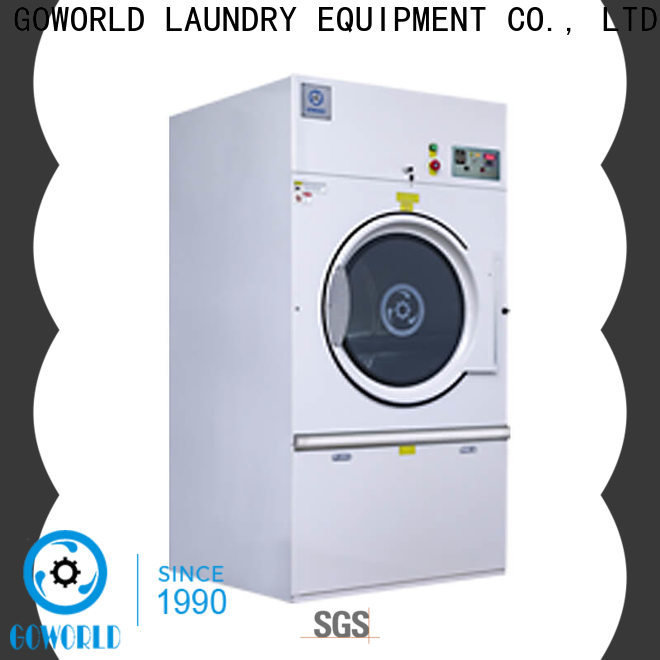 GOWORLD quality semi automatic laundry machine quietly for hospital