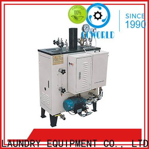 GOWORLD generator diesel steam boiler for sale for laundromat