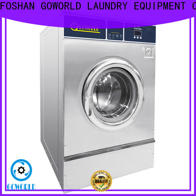 GOWORLD medical industrial washer extractor for sale for inns