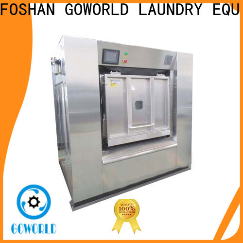 GOWORLD mount barrier washer extractor for sale for laundry plants