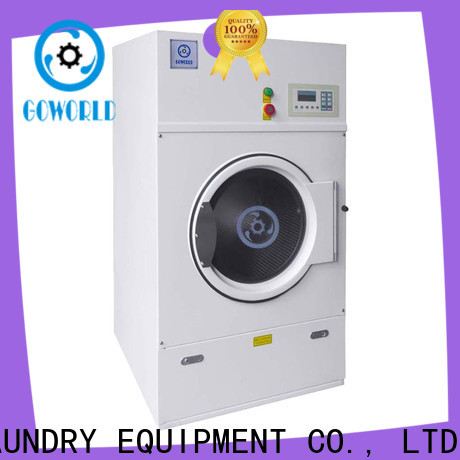 GOWORLD heating electric tumble dryer steadily for inns