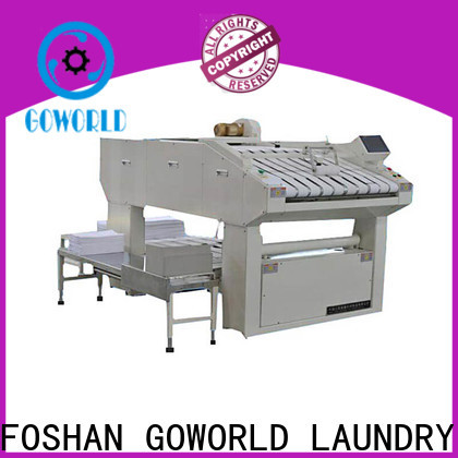 automatic folding machine machine factory price for textile industries