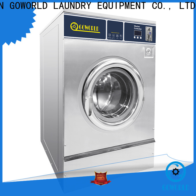 GOWORLD serviceservice self washing machine for school