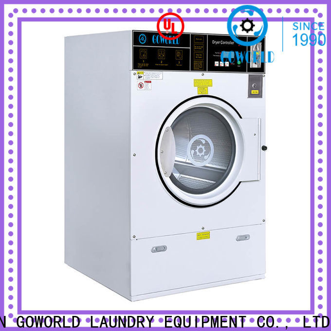 GOWORLD shopschool self-service laundry machine Easy to operate for hotel