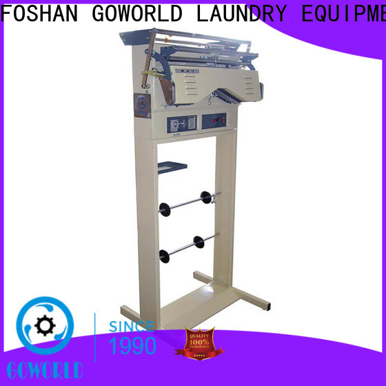 GOWORLD professional laundry conveyor for sale for hospital