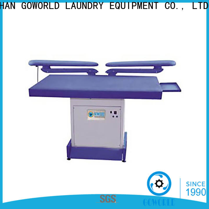 GOWORLD grade industrial iron press machine directly sale for railway company