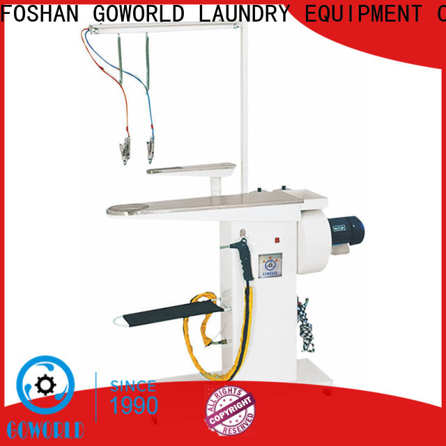GOWORLD shop spotting machine good performance for hotel