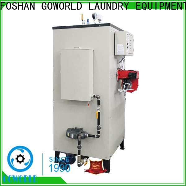 GOWORLD standard laundry steam boiler supply for laundromat