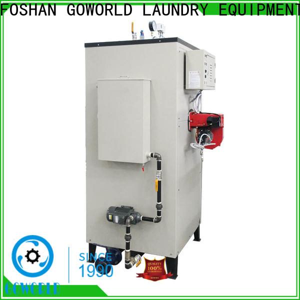 GOWORLD standard laundry steam boiler supply for laundromat