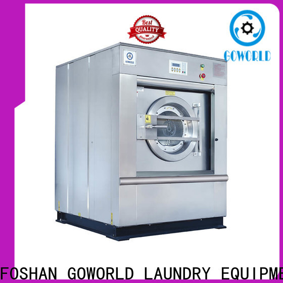 GOWORLD stable running washer extractor for sale for inns