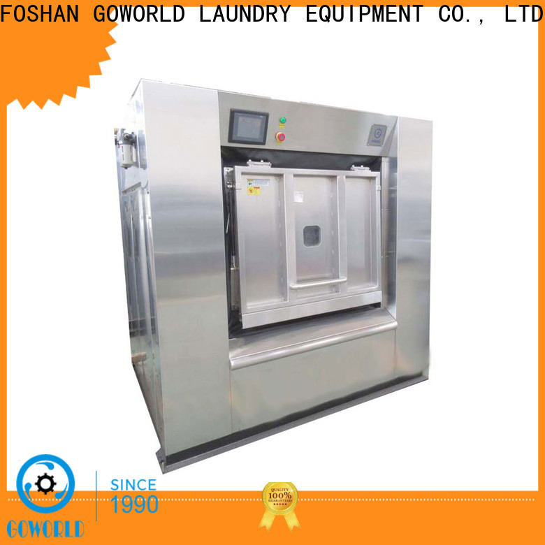 stable running washer extractor nondust manufacturer for laundry plants