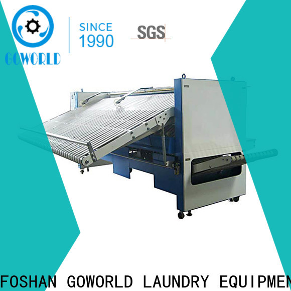 GOWORLD towel towel folder intelligent control system for laundry factory