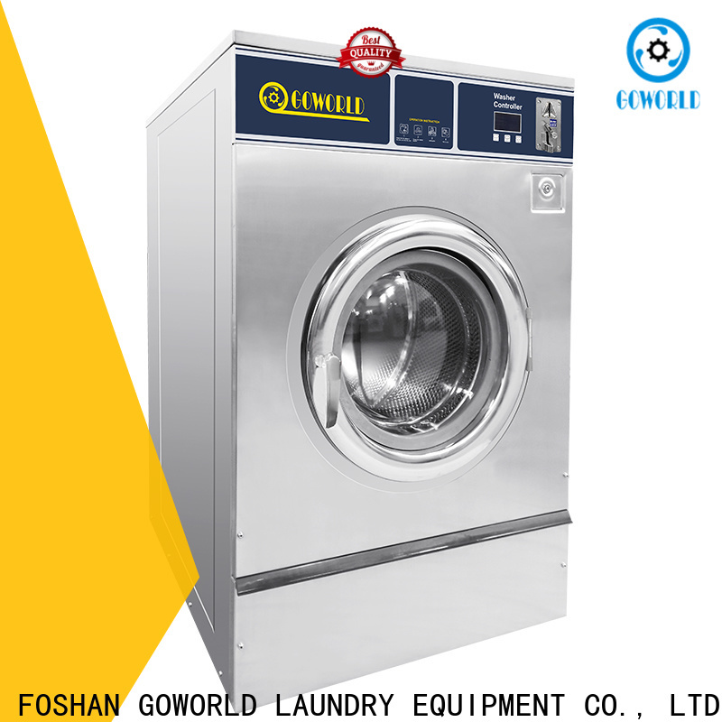 stainless steel self laundry machine selfservice Easy to operate for service-service center