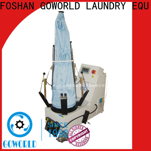 GOWORLD woman form finishing machine for laundry