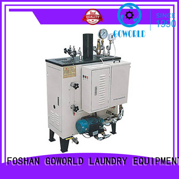 safe industrial electric steam boiler supply for textile industrial GOWORLD