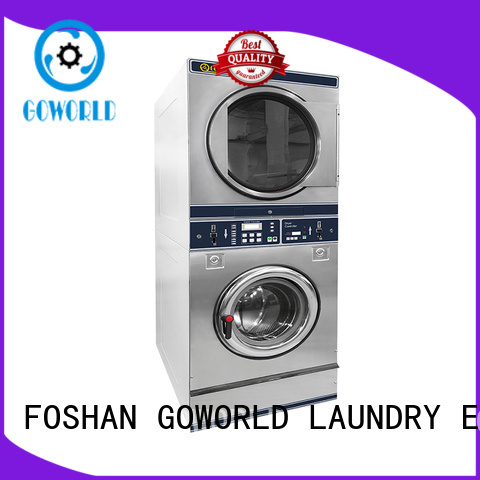 school coin washing machine shopcommercial for commercial laundromat GOWORLD