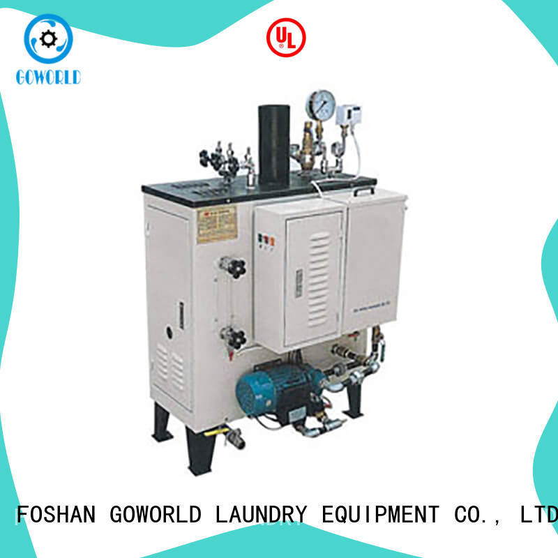 safe laundry steam boiler industrial environment friendly for Commercial