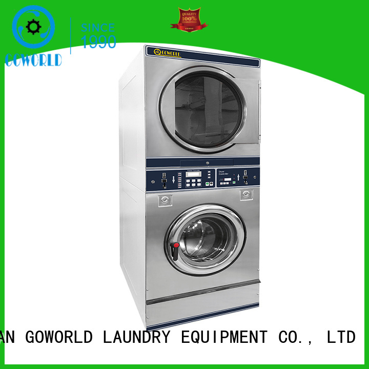 GOWORLD self-service laundry machine manufacturer for service-service center