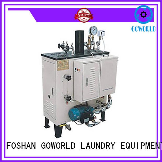 generator laundry steam boiler environment friendly for laundromat GOWORLD