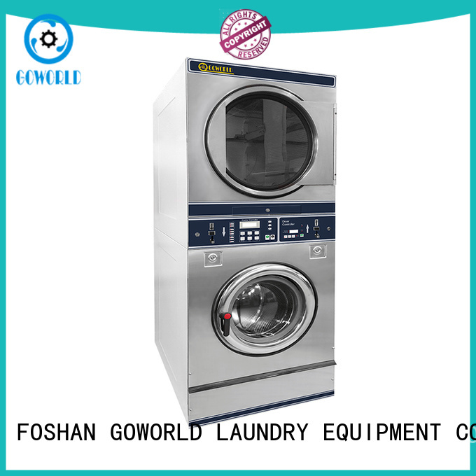 GOWORLD card operated laundry machines shopcommercial for commercial laundromat