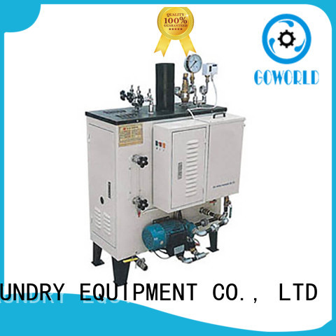 high quality laundry steam boiler machine low noise for laundromat