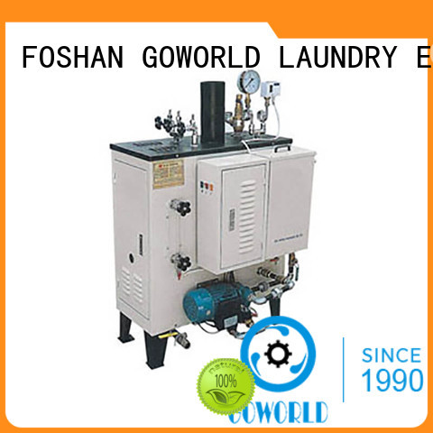 industrial laundry steam boiler low cost for laundromat GOWORLD