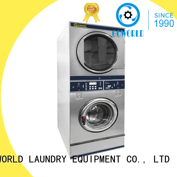 stainless steel self service laundry equipment school for sale for hotel