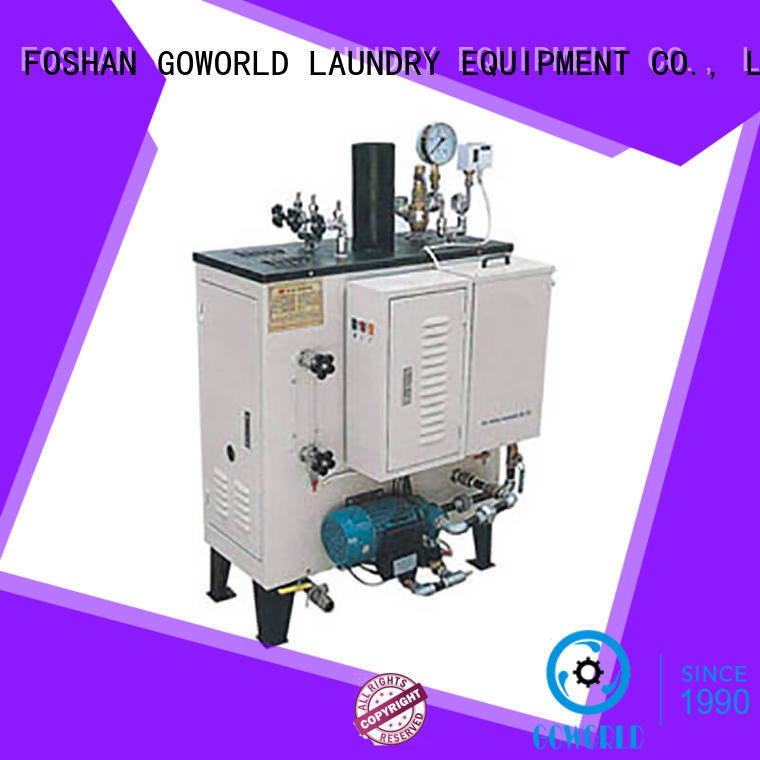steam industrial electric steam boiler laundry for laundromat GOWORLD