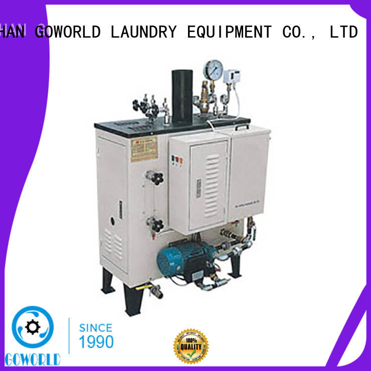 GOWORLD simple laundry steam boiler environment friendly for pharmaceutical