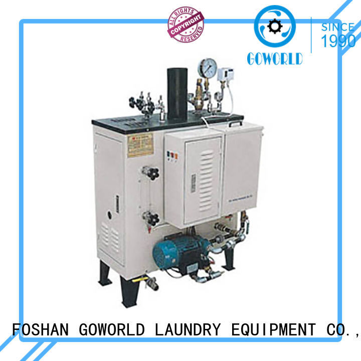 GOWORLD standard gas steam boiler environment friendly for fire brigade