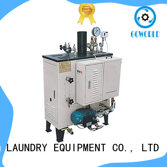 safe gas steam boiler industrial supply for laundromat