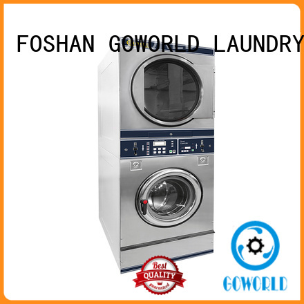 automatic self service laundry equipment directly price for school