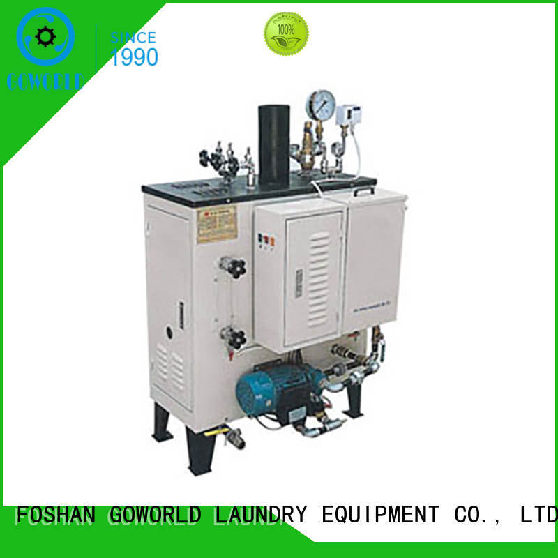 generator electric machine steam GOWORLD Brand gas steam boiler supplier