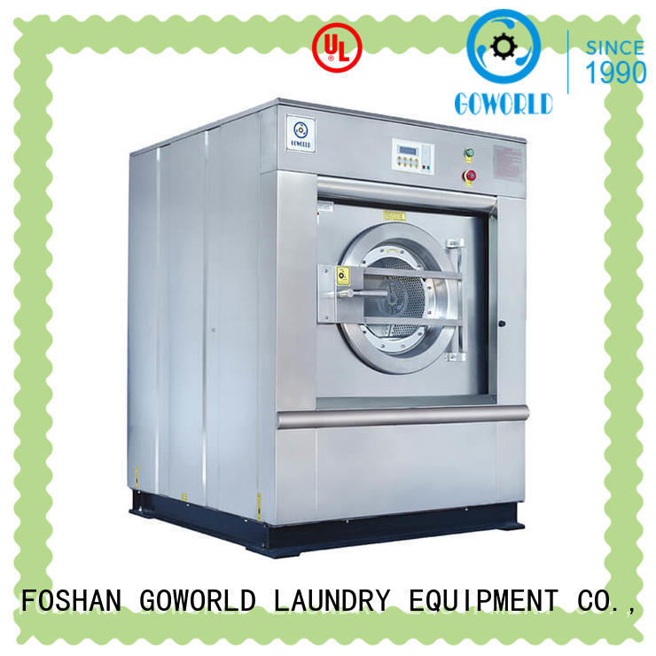 50kg100kg laundry washer extractor solution GOWORLD Brand
