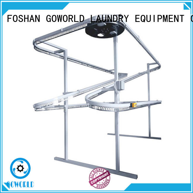 GOWORLD stainless steel laundry packing machine for sale for hotel