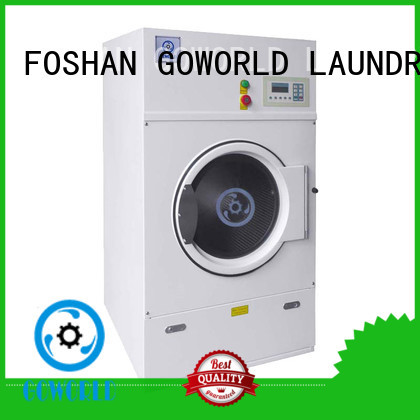 gas industrial drying machine natural for laundry plants GOWORLD