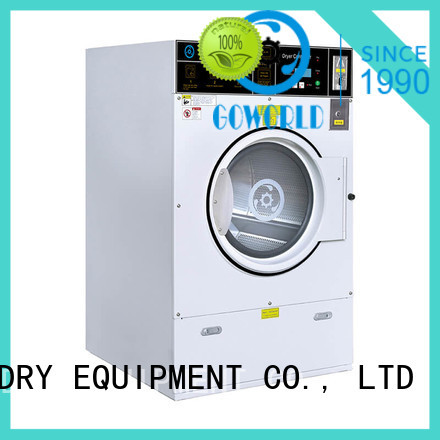 operated card operated laundry machines railway for school GOWORLD