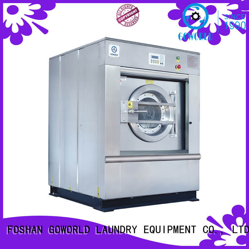 GOWORLD commercial washing machine hotel for hospital